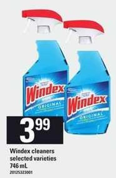 Windex Cleaners - 746 Ml