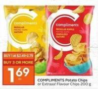 Compliments Potato Chips