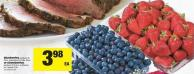 Blueberries - 18 Oz Or Strawberries -  - 2 Lb