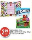 PC Mini Eggs (200g) - Dare Easter Treats (220g - 500g)