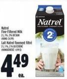 Natrel Fine-filtered Milk