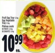 Fruit Egg Tray  1.3 Kg