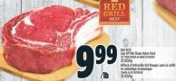 Red Grill Cap Off Rib Steak Value Pack