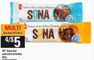 PC Sona Bar - 40 g
