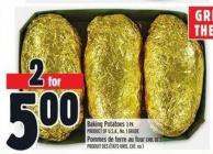 Baking Potatoes 3 Pk
