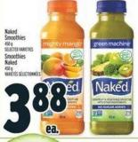 Naked Smoothies 450 g