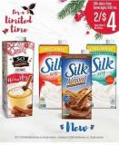Silk Dairy-free Beverages