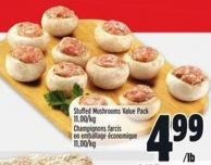 Stuffed Mushrooms Value Pack