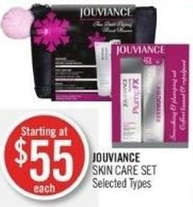 Jouviance Skin Care Set