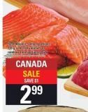 Fresh Atlantic Salmon Portions - 113g or Rainbow Trout Portions - 142g