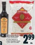 Molisana Arborio Rice Or Colavita Balsamic Vinegar 1 Kg - 500 ml
