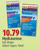 Hydrasense Eye Drops