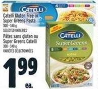 Catelli Gluten Free Or Super Greens Pasta