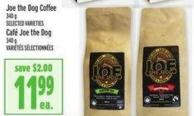 Joe The Dog Coffee 340 g