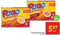 Pogo Frozen Breakfast Sausage