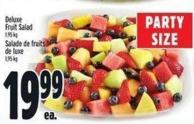 Deluxe Fruit Salad