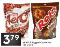 Nestlé Bagged Chocolate