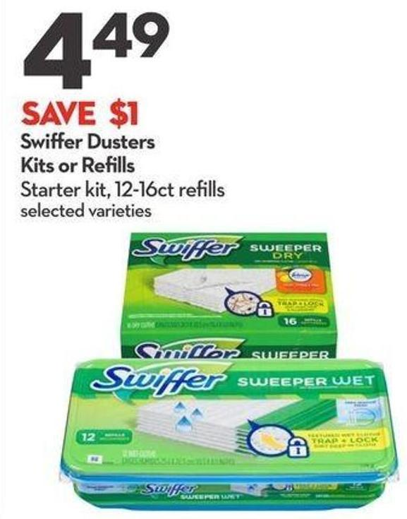 Swiffer Dusters Kits or Refills