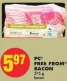 PC Free From Bacon 375 G