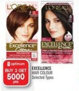 Excellence Hair Colour