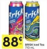 Brisk Iced Tea 710 ml