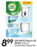 Air Wick Plug-in Oil Refills