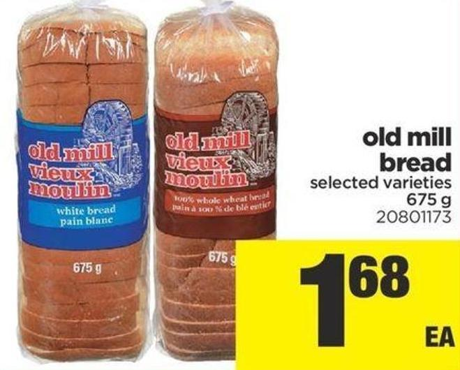 Old Mill Bread