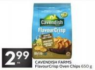 Cavendish Farms Flavourcrisp Oven Chips