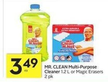 Mr. Clean Multi-purpose Cleaner