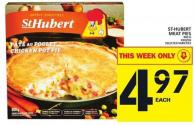 St-hubert Meat Pies