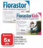 Florastor Daily Probiotic Supplement 20's