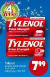 Tylenol Regular - Extra Strength Pain Relief