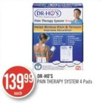 Dr-ho's Pain Therapy System 4 Pads