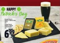 Kerrygold Reserve - Dubliner or Blarney Castle Cheese
