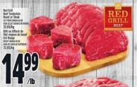 Red Grill Beef Tenderloin Roast Or Steak
