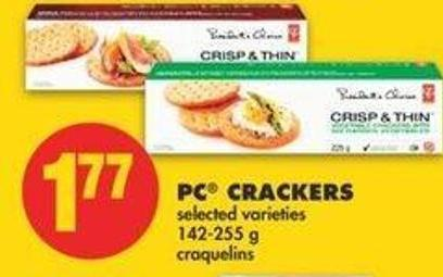 PC Crackers - 142-255 G
