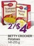 Betty Crocker Potatoes