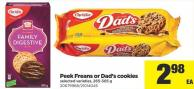Peek Freans Or Dad's Cookies - 265-305 g