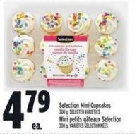 Selection Mini Cupcakes 300 g