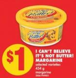 I Can't Believe It's Not Butter Margarine - 454 g