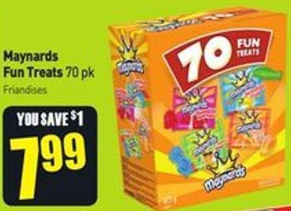 Maynards Fun Treats 70 Pk