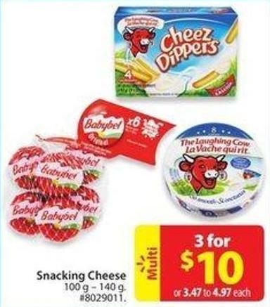 Snacking Cheese