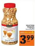 Selection Peanuts 700 - 800 G
