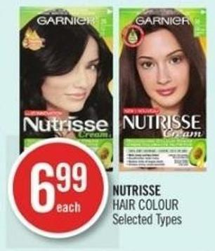 Nutrisse Hair Colour