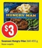 Swanson Hungry-man 360-455 g