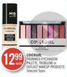 Covergirl Trunaked Eyeshadow Palette - Trublend or Outlast Makeup Products