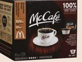 Mccafe 30-ct Coffee Pods