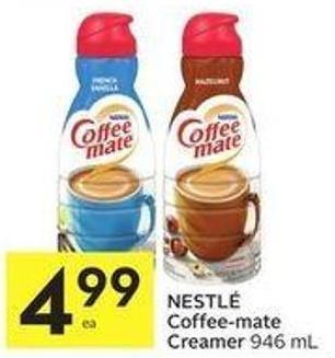 Nestlé Coffee-mate Creamer 946 mL