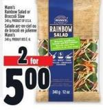 Mann's Rainbow Salad Or Broccoli Slaw