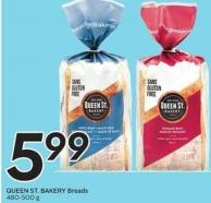 Queen St. Bakery Breads
